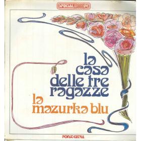 Gallino Lp Vinile La Casa Delle Tre Ragazze / La Mazurka Blu Fonit Sigillato