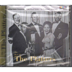 The Platters CD The Best Of The Platters / Spectrum Sigillato 0731455173123