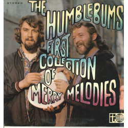 The Humblebums Lp Vinile First Collection Of Merry Melodies Clan Celentano Nuovo