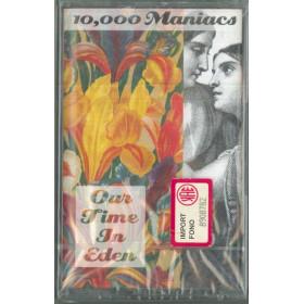 10,000 Maniacs MC7 Our Time In Eden / Elektra – 7559-61385-4 Sigillata