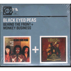 Black Eyed Peas ‎CD Behind The Front / Monkey Business Universal Sigillato
