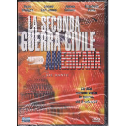 La Seconda Guerra Civile Americana DVD Beau Bridges James Coburn Sigillato