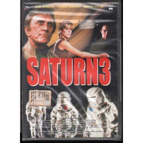 Saturn 3 DVD Farrah Fawcett-Majors Harvey Keitel Kirk Douglas / CVC Sigillato