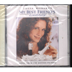 ‎AA.VV. CD My Best Friend's Wedding OST / WORK Columbia ‎488115 2 Sigillato