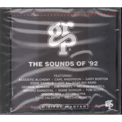 AA.VV. CD The Sounds Of '92 / GRP 88202 Sigillato