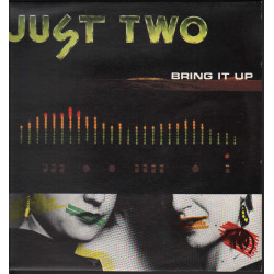 "Just Two ‎Vinile 12"" Bring It Up / Airport ITF 353 Nuovo"
