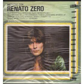 Renato Zero Lp 33giri Incontro Con Renato Zero Nuovo Sigillato 0033044