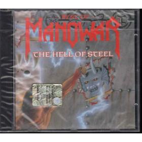 Manowar CD Best Of Manowar - The Hell Of Steel Nuovo Sigillato 0075678057922