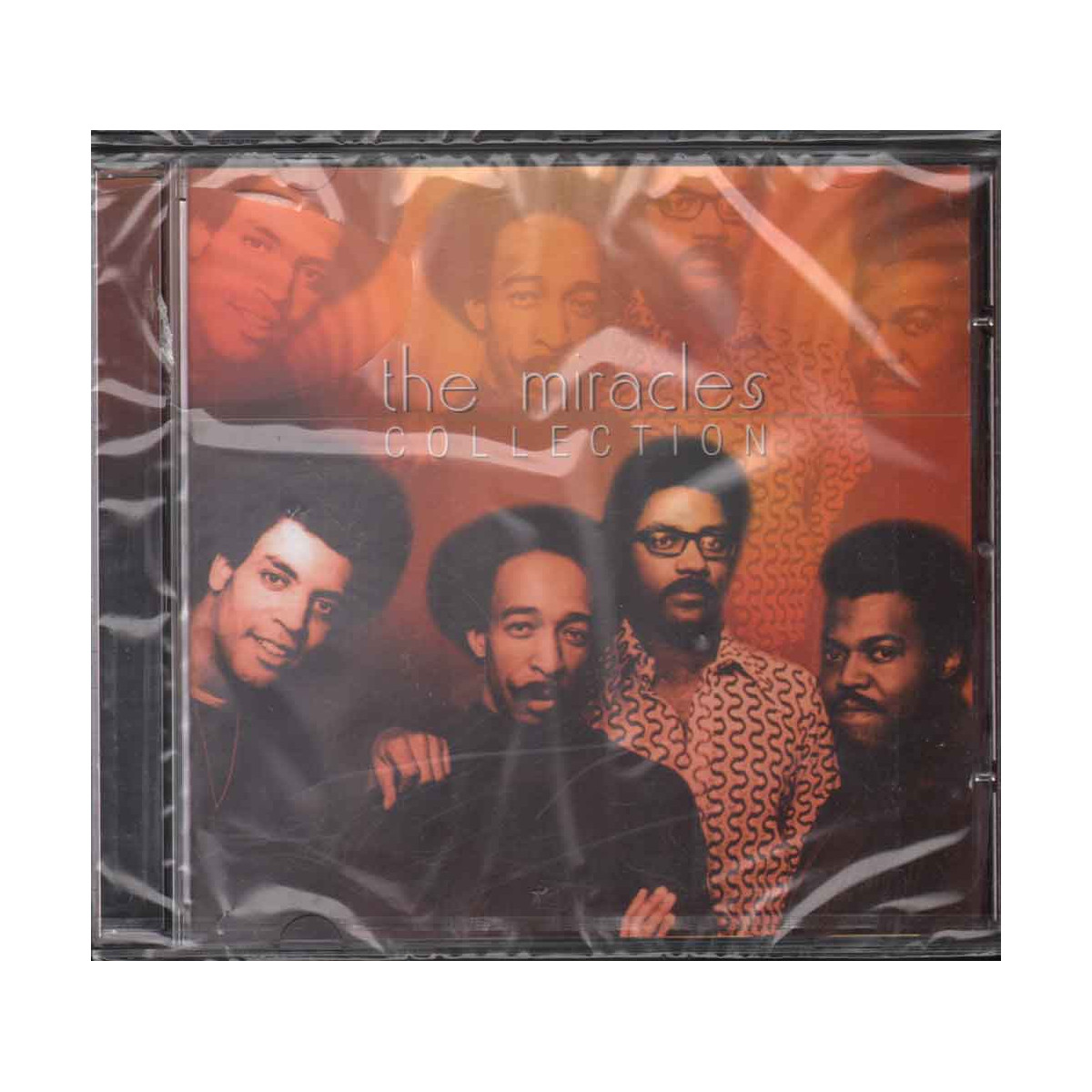 The Miracles CD Collection Nuovo Sigillato 0731454468121