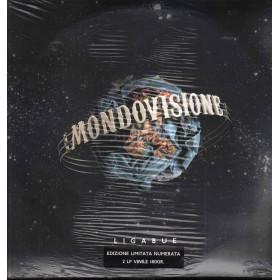 Ligabue 2 Lp Vinile Mondovisione Limited Ed Numerata/ Zoo Aperto