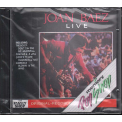 Joan Baez CD Live / Epic ‎EPC 463390 2 CBS Family Shop Sigillato