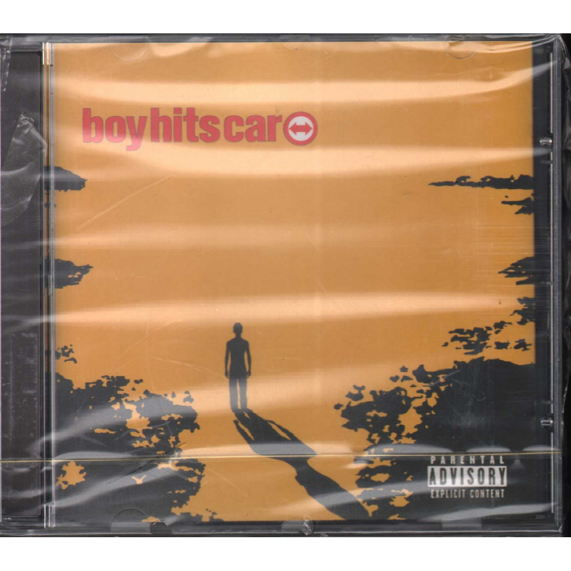 Boy Hits Car CD Boy Hits Car (Omonimo Same) Epic Wind-Up WIN 501964 2 Sigillato