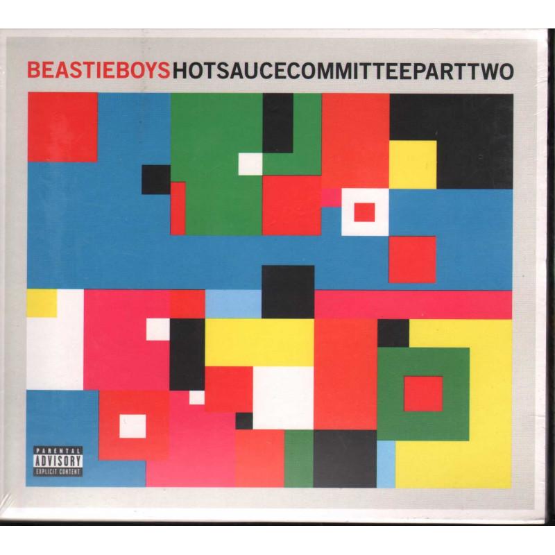 Beastie Boys CD Hot Sauce Committee Part Two / EMI Capitol Records Sigillato