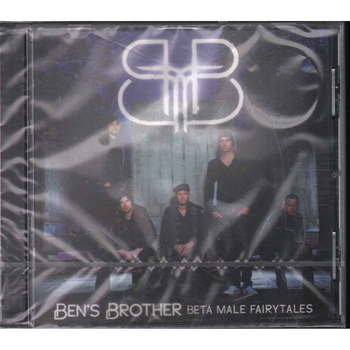Ben's Brother ‎CD Beta Male Fairytales / Relentless 50999 513074 2 4 Sigillato