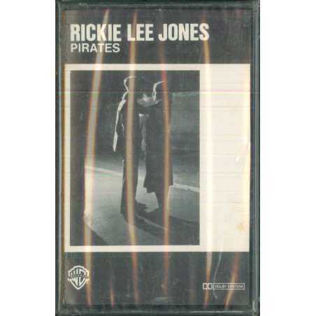 Rickie Lee Jones ‎MC7 Pirates / Warner Bros. Records ‎– W 456 816 Sigillata
