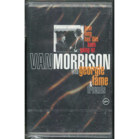 Van Morrison With Georgie Fame MC7 How Long Has This Been Going On / Sigillata