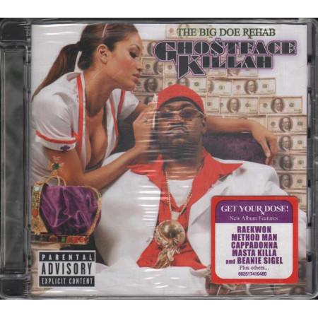 Ghostface Killah CD The Big Doe Rehab / Def Jam Sigillato 0602517410480