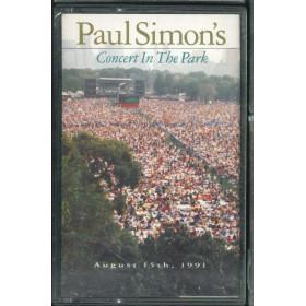 Paul Simon 2x MC7 Concert In The Park / Warner Bros – 7599-26737-4 Sigillata