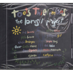 Toots Thielemans CD The Brasil Project / Private Music 01005 82101 2 Sigillato