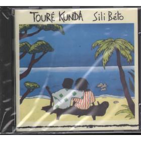 Toure Kunda CD Sili Beto / Trema CDSNIR25148 Sigillato