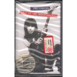 Pretenders ‎‎MC7 Last Of The Independents / WEA ‎4509-95822-4 Sigillata