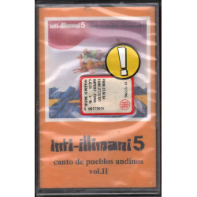 Inti-Illimani MC7 Inti-Illimani 5 - Canto De Pueblos Andinos Vol II Sigillata