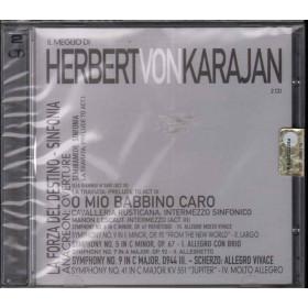 Herbert Von Karajan CD Il Meglio Di / Saifam Sigillato 8032484063556