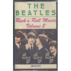 The Beatles ‎MC7 Rock 'N' Roll Music Vol. 2 / EMI Parlophone Sigillata