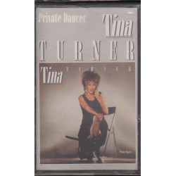 Tina Turner ‎‎‎‎MC7 Private Dancer / Capitol Records ‎– 64 2401524 Sigillata