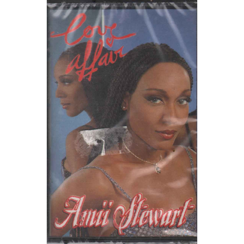 Amii Stewart MC7 Love Affair / RTI Music – RTI 1104-4 Sigillata