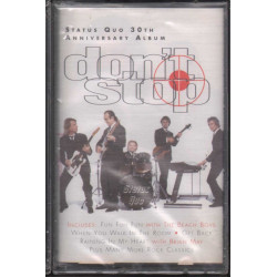 Status Quo ‎MC7 Don't Stop 30th Anniversary Album / RTI Music ‎1111-4