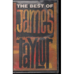 James Taylor MC7 The Best Of James Taylor / Five ‎MC EF 30001 Sigillata