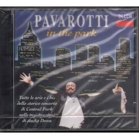 Luciano Pavarotti  CD Pavarotti In The Park Nuovo Sigillato 0028944322026