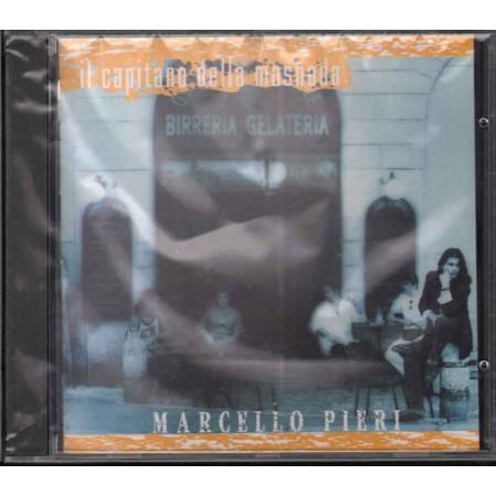Marcello Pieri CD Il Capitano Della Masnada / Visa Sigillato 8011638000166