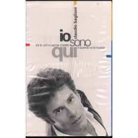 Claudio Baglioni MC7 Io Sono Qui / Columbia COL 481107 4 Slipcase Sigillata