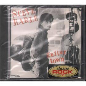 Steve Earle CD Guitar Town MCA Records MCD 01888 DMCL 1888 Germania Sigillato