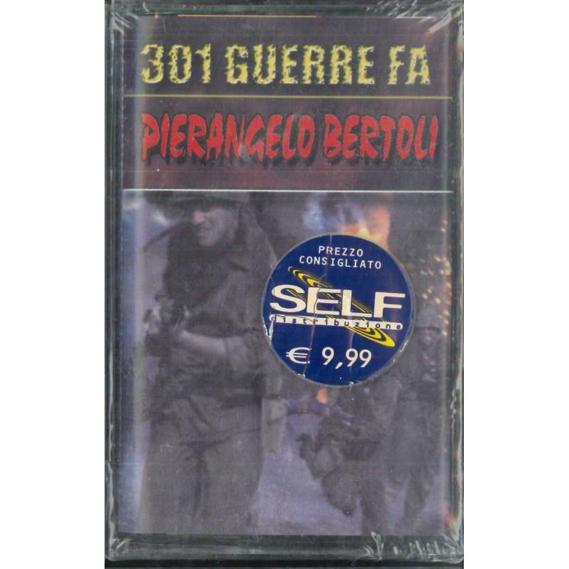 Pierangelo Bertoli MC7 301 Guerre Fa / Crisler – CMC 3037 Sigillata