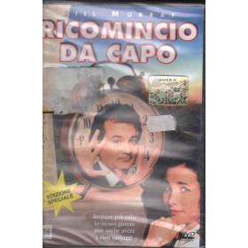 Ricomincio Da Capo DVD Andie MacDowell / Bill Murray / Chris Elliott Sigillato