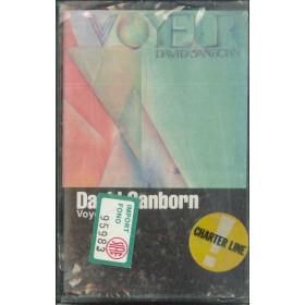 David Sanborn MC7 Voyeur / Warner – K 456 900 Sigillata