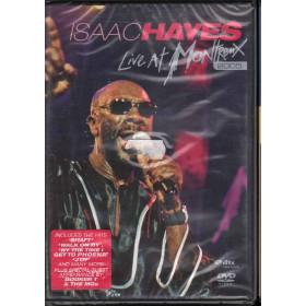 Isaac Hayes DVD Live At Montreux 2005 / Eagle Vision – EREDV650 Sigillato