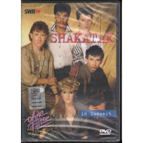 Shakatak DVD In Concert / in-akustik INAK 6529 DVD Serie Ohne Filter Sigillato