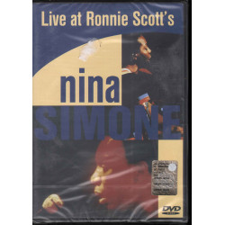 Nina Simone ‎DVD Live At Ronnie Scott's / in-akustik ‎INAK 6055 DVD Sigillato