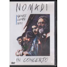 Nomadi DVD Gente Come Noi In Concerto / Warner Music 9031 76573-2 Sigillato
