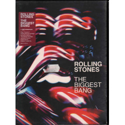 Rolling Stones ‎DVD The Biggest Bang / Universal Video 0602517416307 Sigillato
