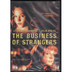 The Business Of Strangers DVD Frederick Weller / Julia Stiles Sigillato