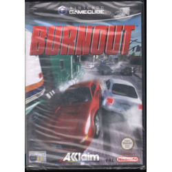 Burnout Nintendo Gamecube Acclaim Sigillato