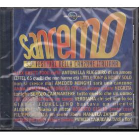 AAVV CD 53 Sanremo Festival Della Canzone Italiana / Universal Sigillato
