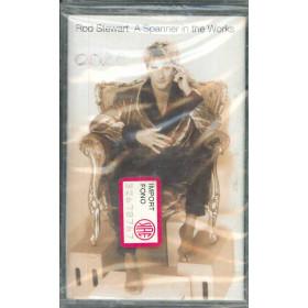 Rod Stewart MC7 A Spanner In The Works / Warner 9362-45867-4 Sigillata