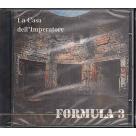 Formula 3 CD La Casa Dell'Imperatore / Carras CRR 475909-2 Sigillato