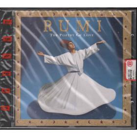 Rumi CD The Poety Of Love / EMI 7 24355 64502 9 Italia Sigillato